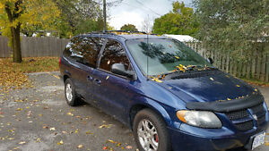 2002 Dodge Caravan Minivan, Van Kitchener / Waterloo Kitchener Area image 5