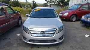 2011 ford fusion se.4 cly.
