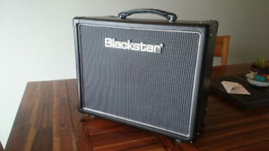 """Blackstar HT5 Reverb Tube Amp with 12"""" Mint Condition"""