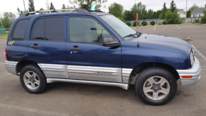 CHEVY TRACKER 4X4