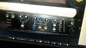 Peavey digital effects processor