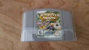 Harvest Moon 64 Cart (authentic)
