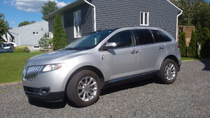 2011 Lincoln MKX Fourgonnette, fourgon