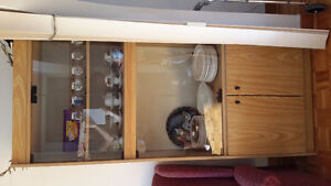 Display cabinet in great condition