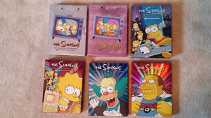 The Simpsons DVD Collector Sets