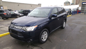 2014 Mitsubishi Outlander ES - ACCIDEND FREE