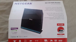 R6100 WIFI ROUTER