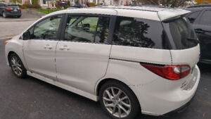 Mazda5 GT        CUIR DVD TOIT / LEATHER DVD SUNROOF