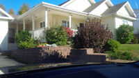 Executive house for rent in Dieppe available September 1st