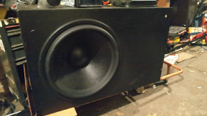 18inch subwoofer in ported box