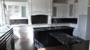 Custom Made Cabinetry!