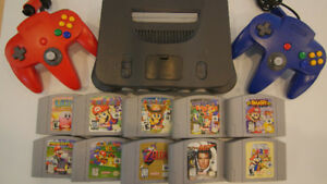 Nintendo 64 Games Mario Party 1-3 Pokemon Stadium Banjo Kazooie+