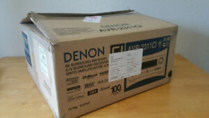 RECEIVER DENON AVR-2311Ci MINT POWERFUL CLEAN WORKS GREAT