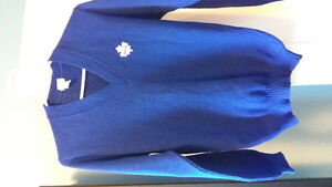 MAPLE LEAF GARDENS Ushers SWEATER very rare hard to find