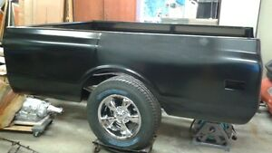 1972 GMC or Chev - 2 new aftermarket 8` box sides
