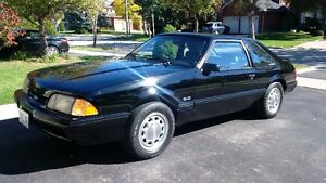 1988 Ford Mustang LX 5.0 - Original Mint Condition