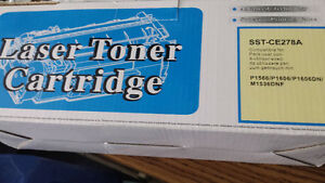 Brand New HP Compatible Laser Toner Cartridge CE278A (HP78A) Kitchener / Waterloo Kitchener Area image 1