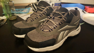 Reebok saftey shoes size 10 1/2
