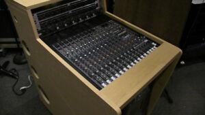 Recording Studio Desk / Rack Furniture