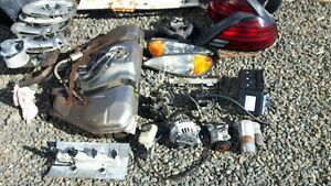 2001 Pontiac Grand Am Sedan  PARTS