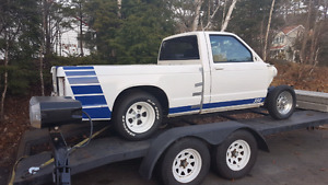 1992 Chevrolet S10 Street or Strip many extra parts included