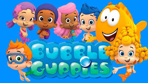 LOOKING FOR Bubble Guppie movies