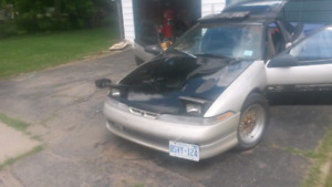 1990 eagle talon TURBO  ALL WHEEL DRIVE
