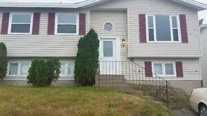 3 bdrm house close to MUN, CONA and the Marine Inst.
