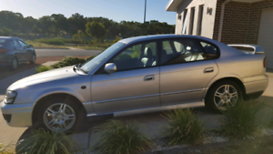 2002 Subaru Liberty Auto (Sedan)