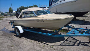 Summer Fun thundercraft with 70HP Force