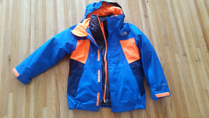 North Face 2-1 Insulated Youth Jacket