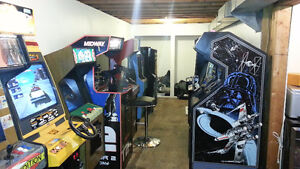 *** Wanted Arcade Games or Pinballs *** Strathcona County Edmonton Area image 2