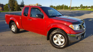 2009 Nissan Frontier SE-V6 6-Spd King Cab Long Box Pickup Truck