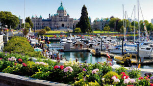 Victoria Vacation Package