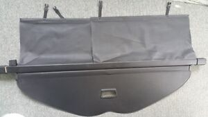 2010 Nissan Murano Black Privacy Cover