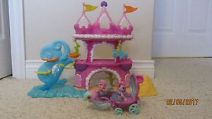 my little pony mermaid play set