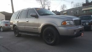 LINCOLN NAVIGATOR 4X4 *** FULLY LOADED SUV *** CERTIFIED $4995