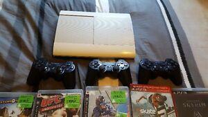 PlayStation 3 avec 23 jeux disque dur 500 GB