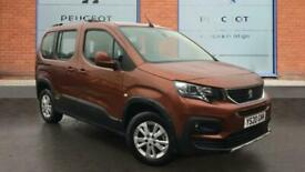 image for 2020 Peugeot Rifter 1.5 BlueHDi Allure (s/s) 5dr MPV Diesel Manual