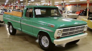 Wanted. Rust free engine bonnet for a 1969 Ford pickup.
