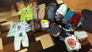 3-6 month boy clothes!!