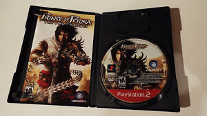 3 COMPLETE PRINCE OF PERSIA PS2 GAMES London Ontario image 4