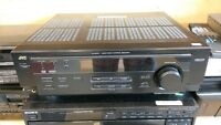 JVC RX-6010VA/V receiver with Dolby Digital and DTS PRESQUE NEUV