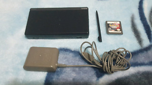 Black Nintendo DS with (Pokemon Pearl) For Sale!