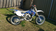 Limited Edition 2009 YZ450F Liverpool Liverpool Area Preview