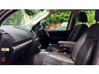 2013 Land Rover Freelander 2.2 TD4 XS 5dr Manual Diesel 4x4