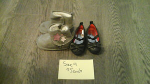 Toddler size 4-6 shoes