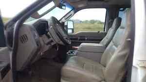 2008 Ford F-350 Leather, Crew Cab Regina Regina Area image 8