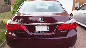 2013 Honda Accord TOURING/NAVI/BACK-UP CAMERA/LEATHER/LEATHER