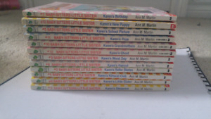 Baby-sitters books